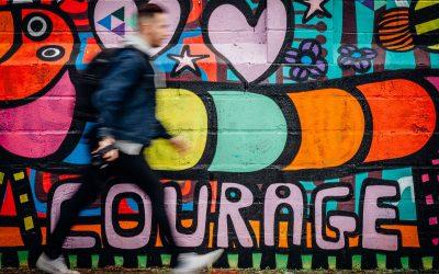Echt leiderschap vanuit het hart en vol moed
